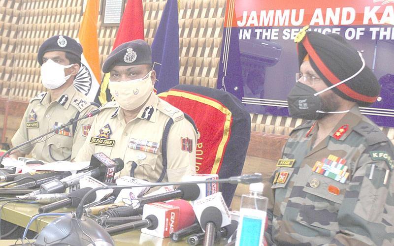 3 militants killed in Sopore encounter