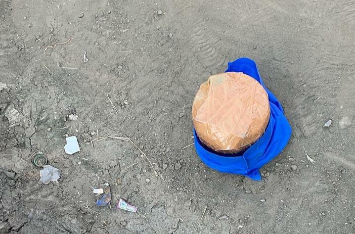 Suspicious box found outside SMC office in Karan Nagar