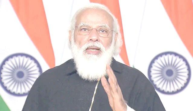 Article 370 abrogation brought unprecedented peace in J&K: PM Modi