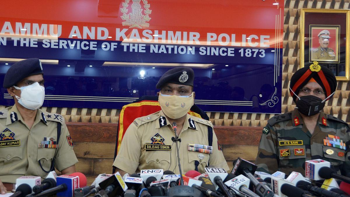 LeT militants killed in Sopore gunfight involved in major attacks: DGP Dilbag Singh
