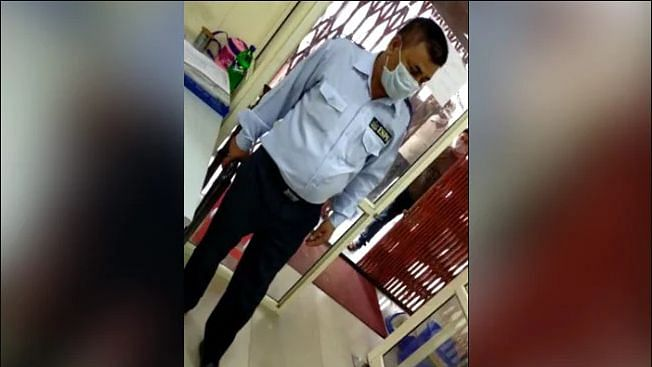 UP: Bank guard shoots customer for not wearing mask