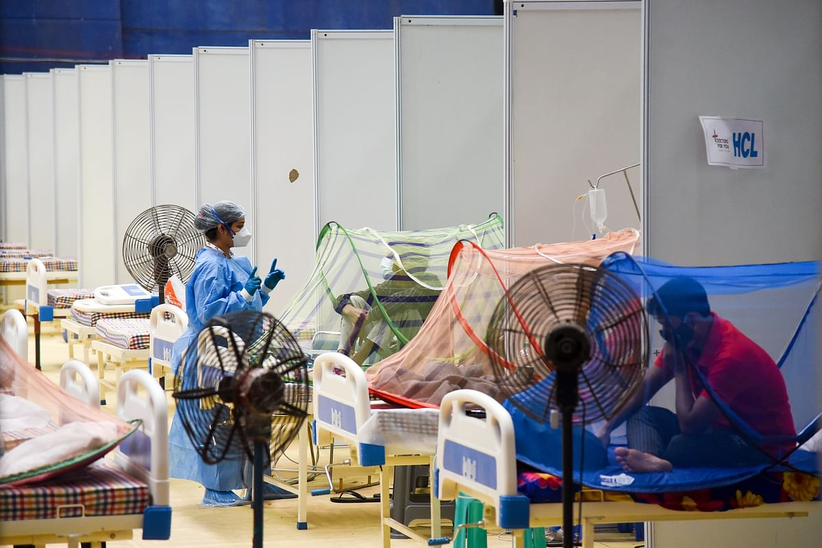 WHO chief warns of 'early stages' of Covid 3rd wave