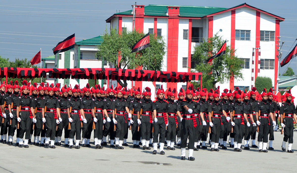 The Jammu and Kashmir Light Infantry (JAK LI) is an infantry regiment of the Indian Army.