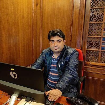 ARIF SHAFI WANI