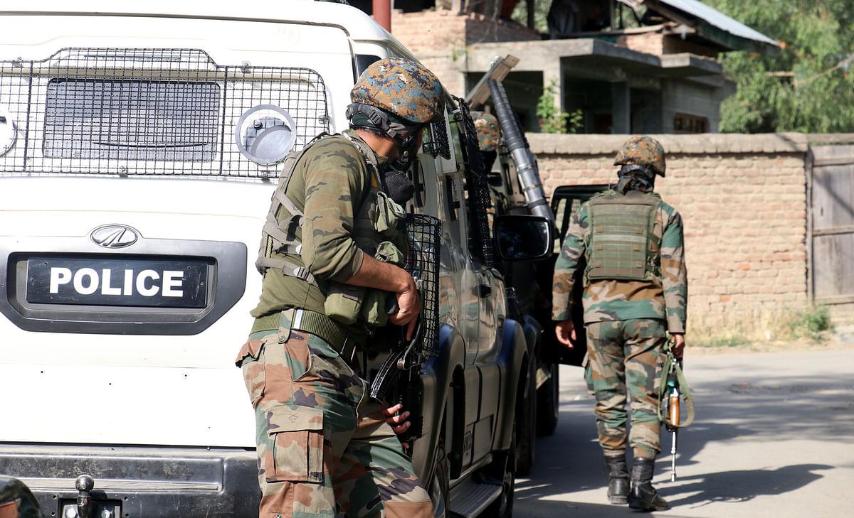 Gunfight breaks out in south Kashmir's Kulgam