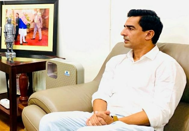Priority is to develop JKCA infrastructure, facilities for cricketers: Mithun Manhas