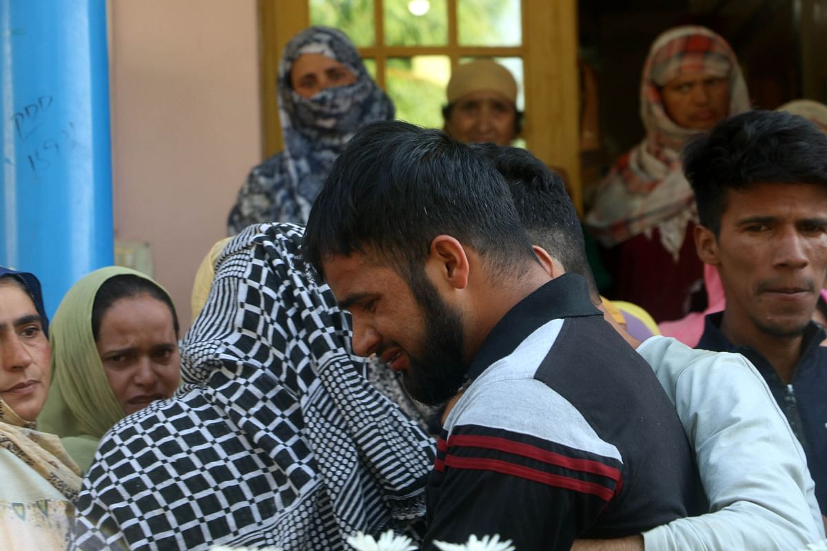 Inspector General of Police (Kashmir range) Vijay Kumar said that two JeM militants, including a foreigner, were involved in the killing.