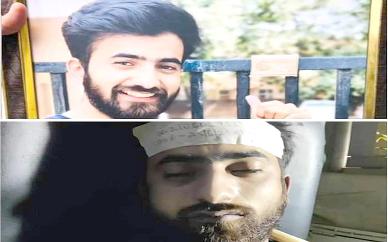 Sopore youth found dead in Punjab