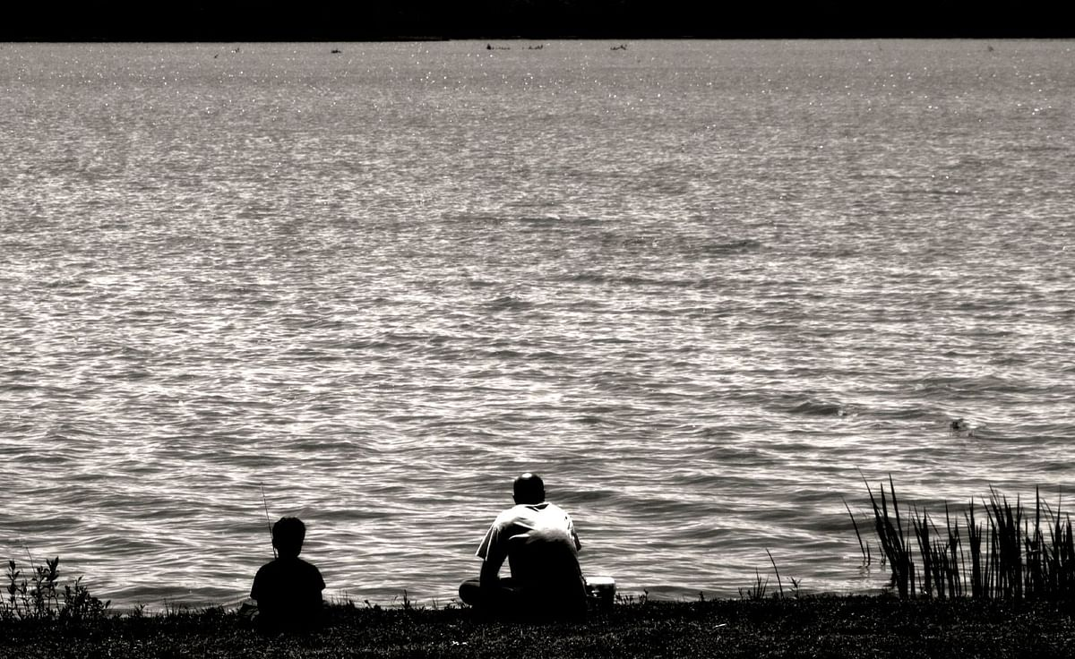 On Father's Day, An Open Letter to My Dad's Soul
