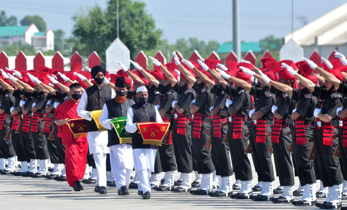 The passing out-cum-attestation parade was held after 11 months of training.