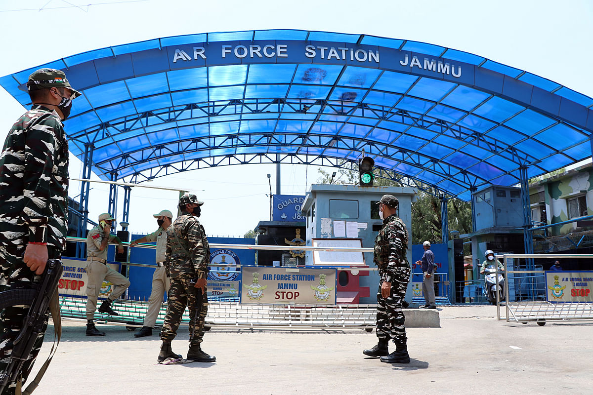 Jammu: Army sentry opens fire after noticing suspected drone over brigade headquarters