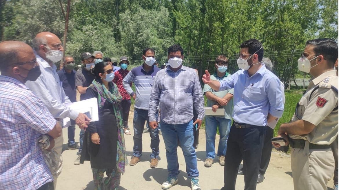 Complete Parimpora-Soibugh road project within 90 days, CEO ERA issues directions