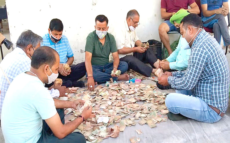 Over 2.58 lakh recovered from beggar's shelter