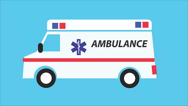 Free ambulance service launched in Srinagar