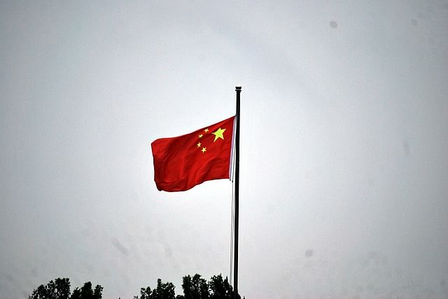 How is China countering the QUAD grouping?