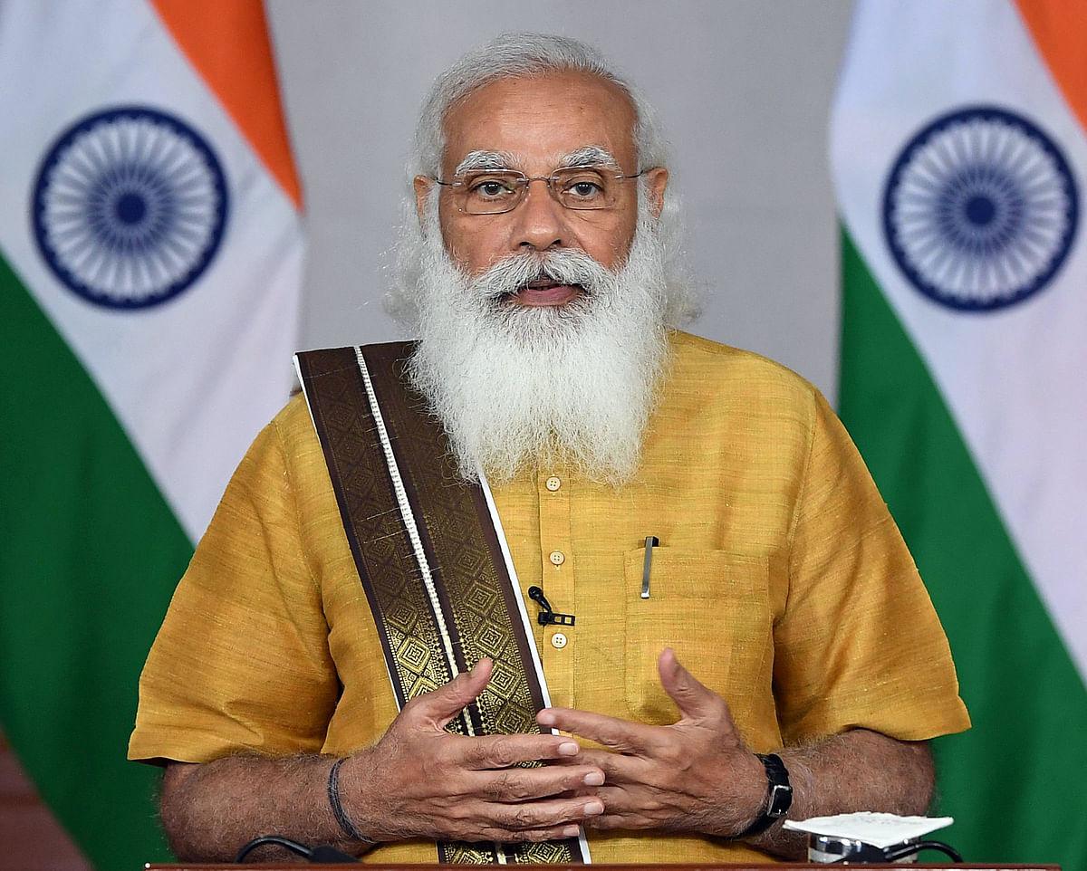 PM Modi reviews vaccination drive