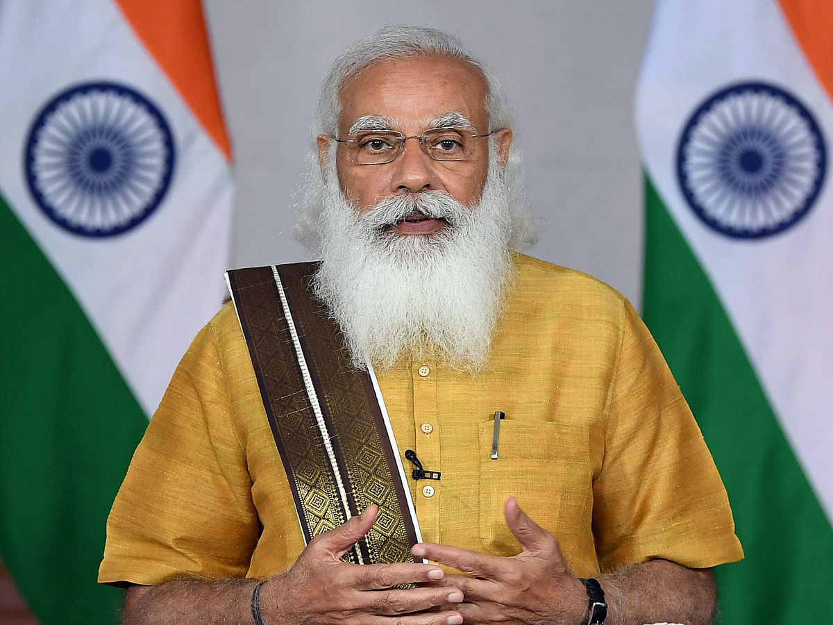 PM Modi, US Vice President Kamala Harris discuss bilateral ties