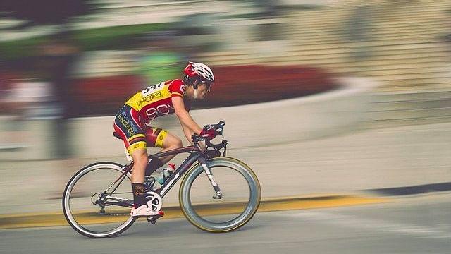 Open MTB cycling championship held