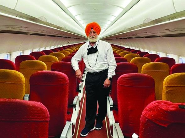 Air India plane flies to Dubai from Amritsar with just 1 passenger