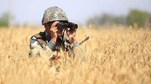 BSF personnel open fire at flying object in J&K's Arnia