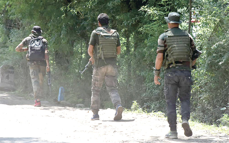 CASO in Poonch villages
