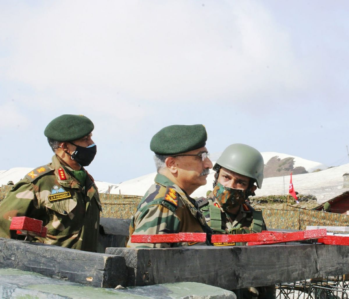 Indian military developing capabilities to deal with drone threats: Army chief