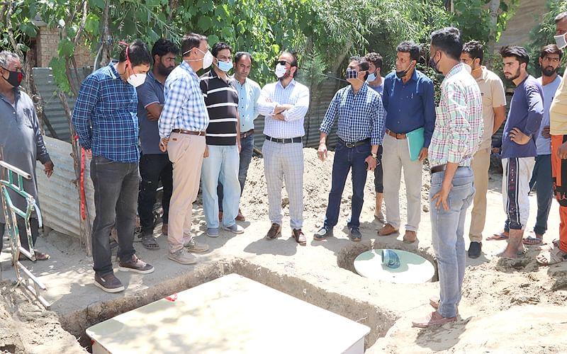 LAWDA installs DRDO bio-digesters in Telbal
