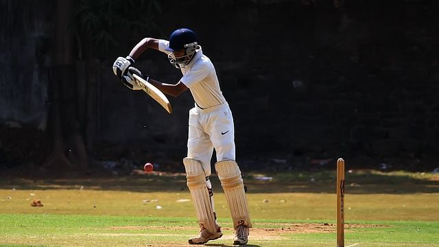 2-day format cricket match held at SK Stadium