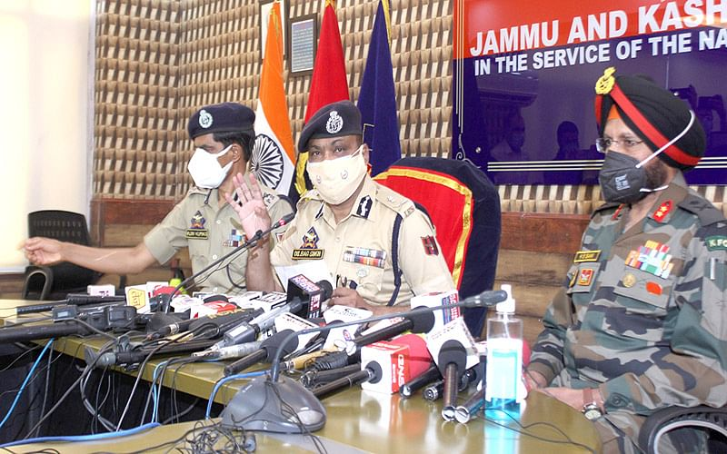 Infiltration curbed this year, ceasefire had a positive impact: DGP