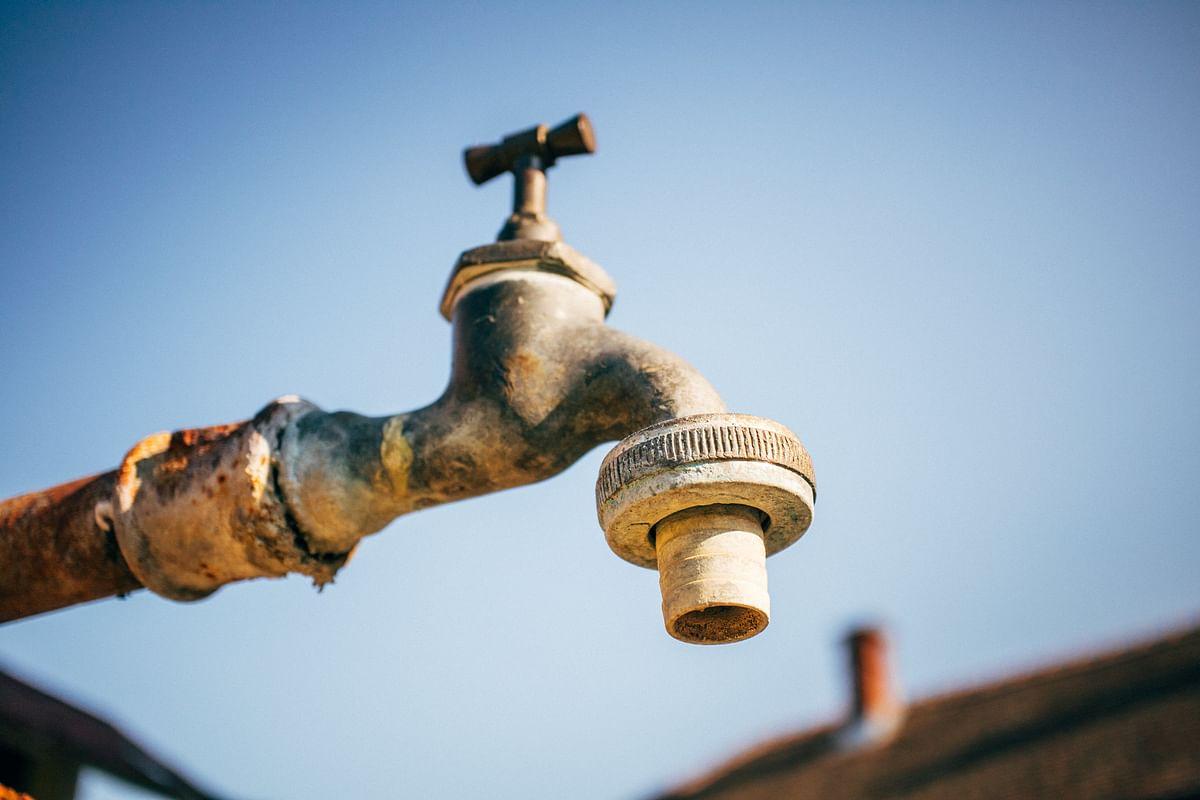 Water shortage hits Buchpora