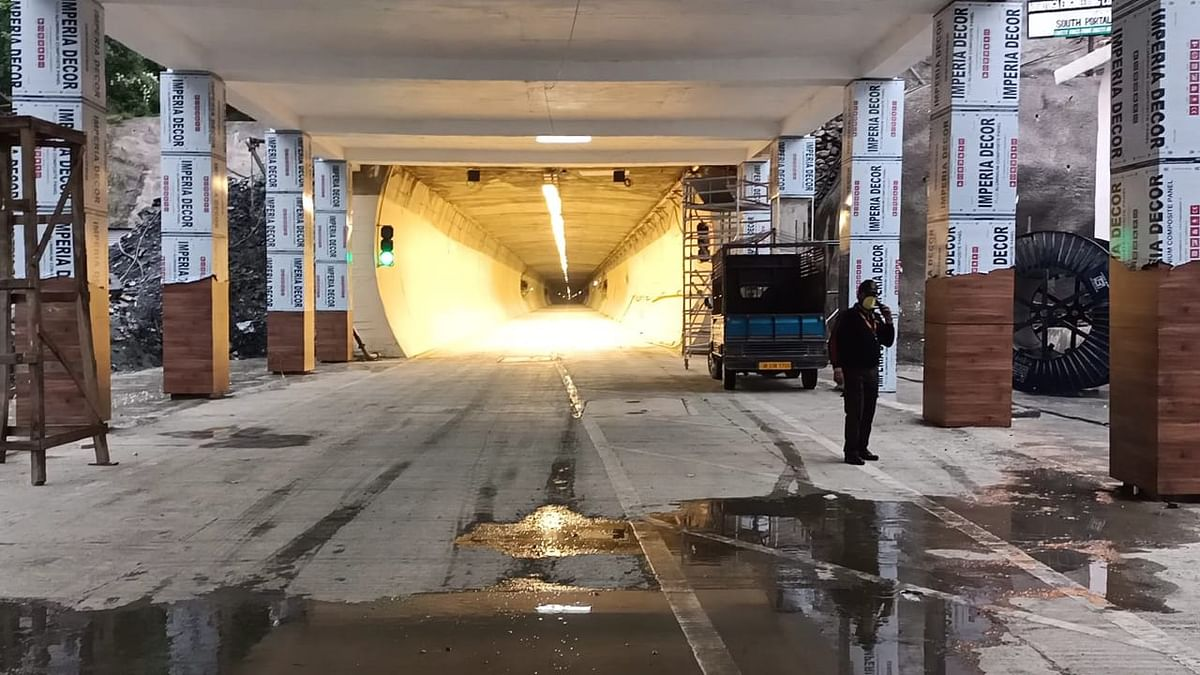 Banihal-Qazigund tunnel likely to become operational soon