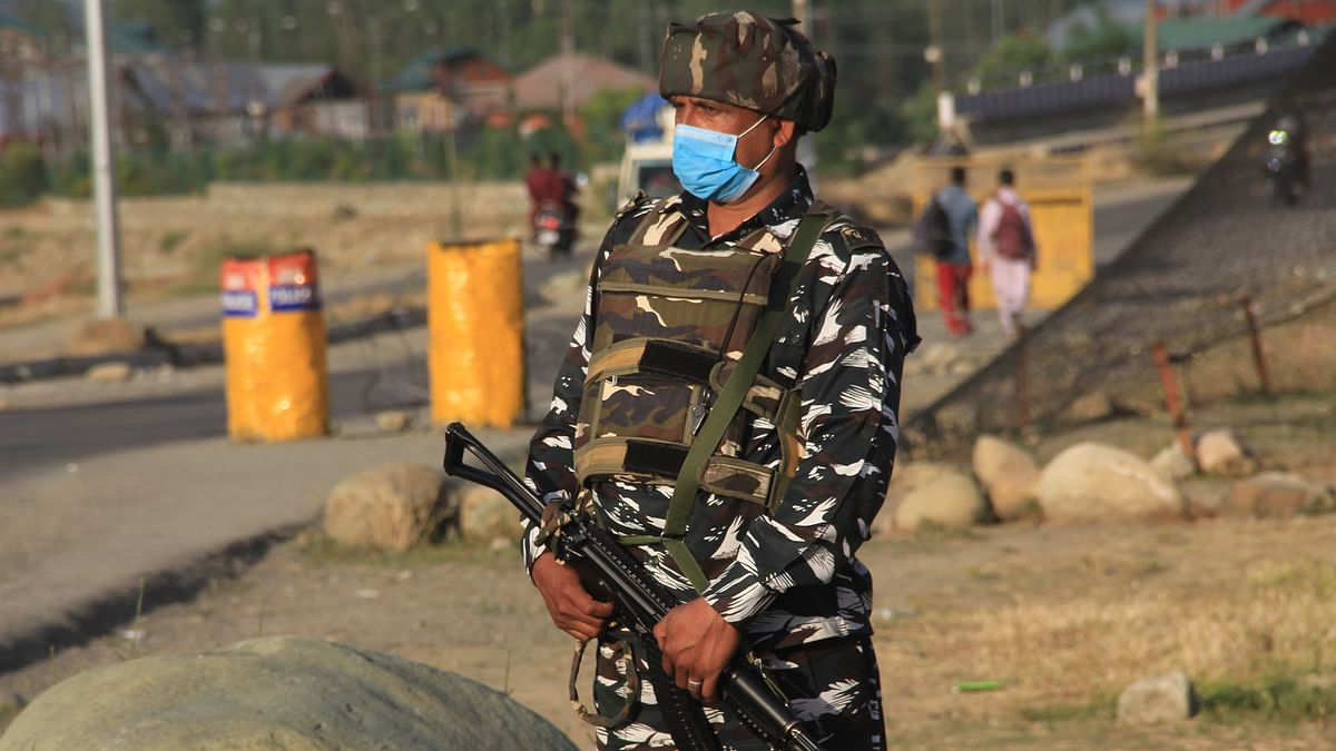 Security beefed up in Rajouri, Poonch