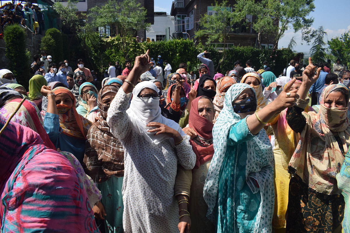 Dist admin Budgam approves compensation to leopard attack victim's family, orders preventive measures
