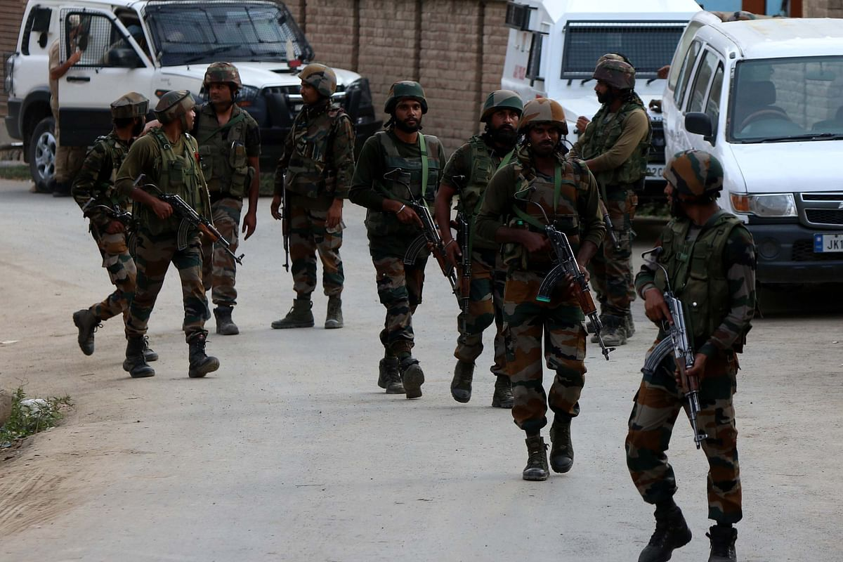 Pakistani LeT commander among three militants killed in Pulwama gunfight: police