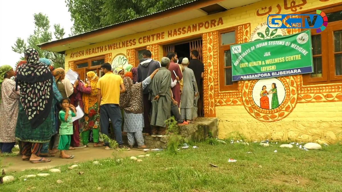 Gauri Kaul Foundation holds free medical camp in Bijbehara