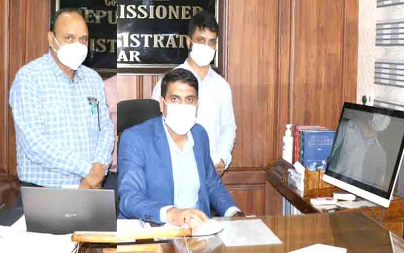 DC Srinagar approves 3 MEUs under 'One District-One Product' scheme