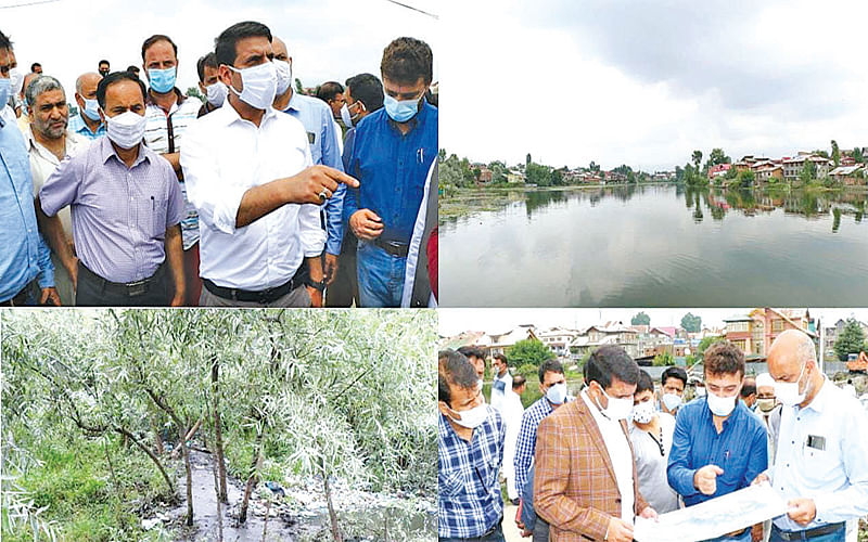 Vichar Naag, other springs to be restored