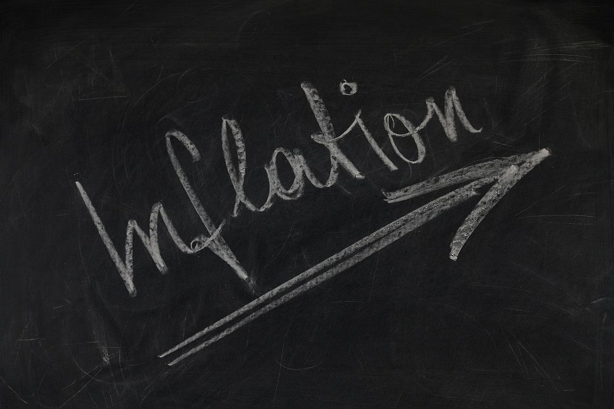 Soaring inflation fears