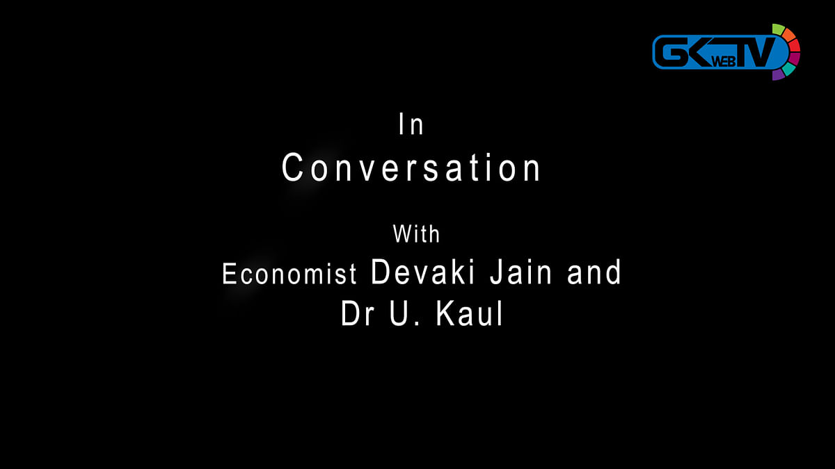 Need to provide quality healthcare for women in Kashmir: Economist Devaki Jain