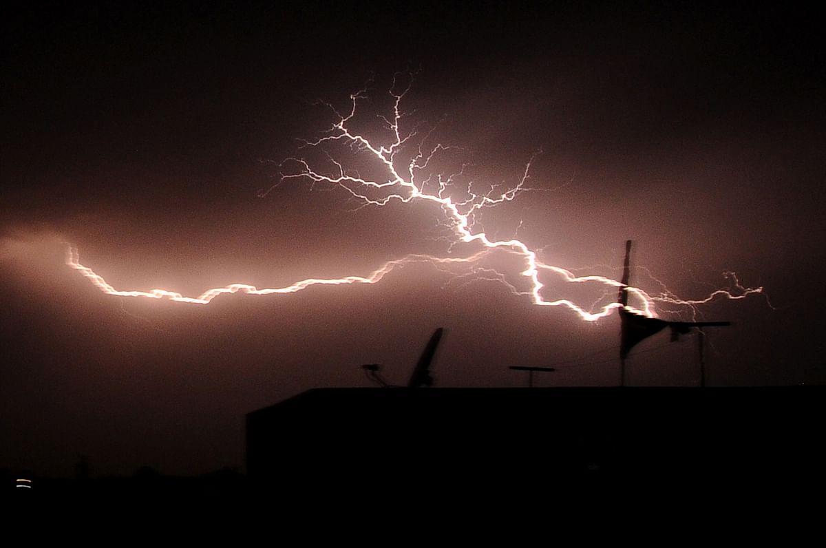 Struck by lightning: 11 Jaipur tourists die in Amer watch tower