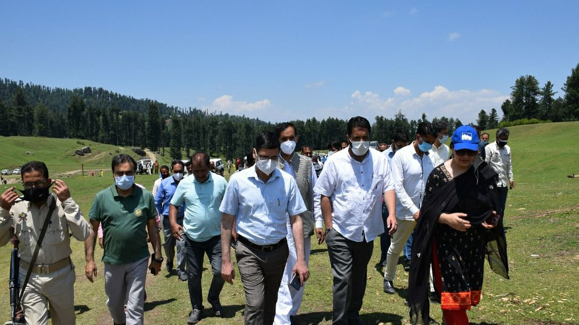 J&K govt orders mandatory tours by DCs to far-flung areas every Wednesday, Saturday