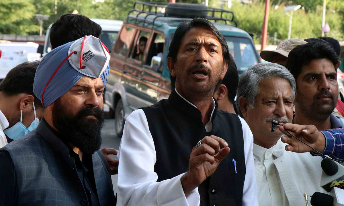 NC, Congress meet J&K Delimitation Commission, urge it to carry out exercise in free, fair manner