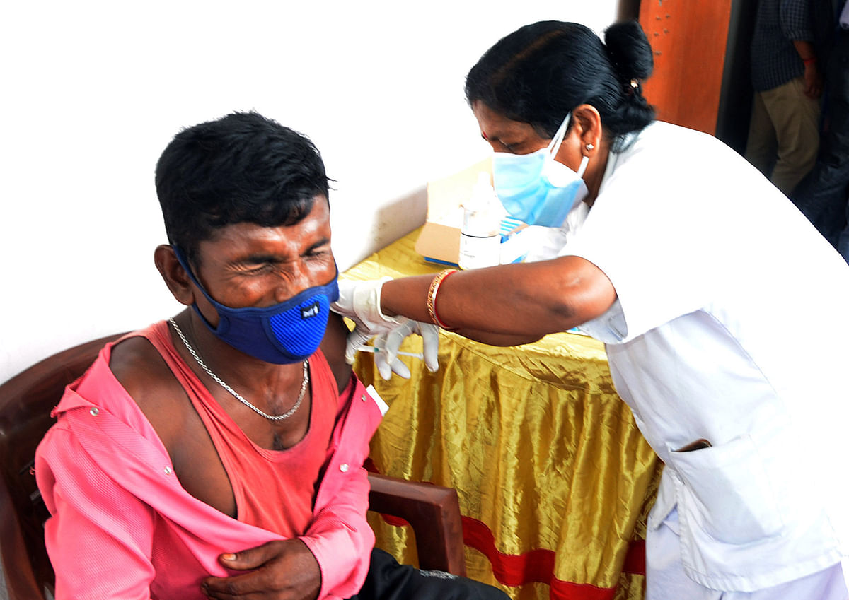 India reports 39,361 new COVID-19 cases, 416 fresh fatalities