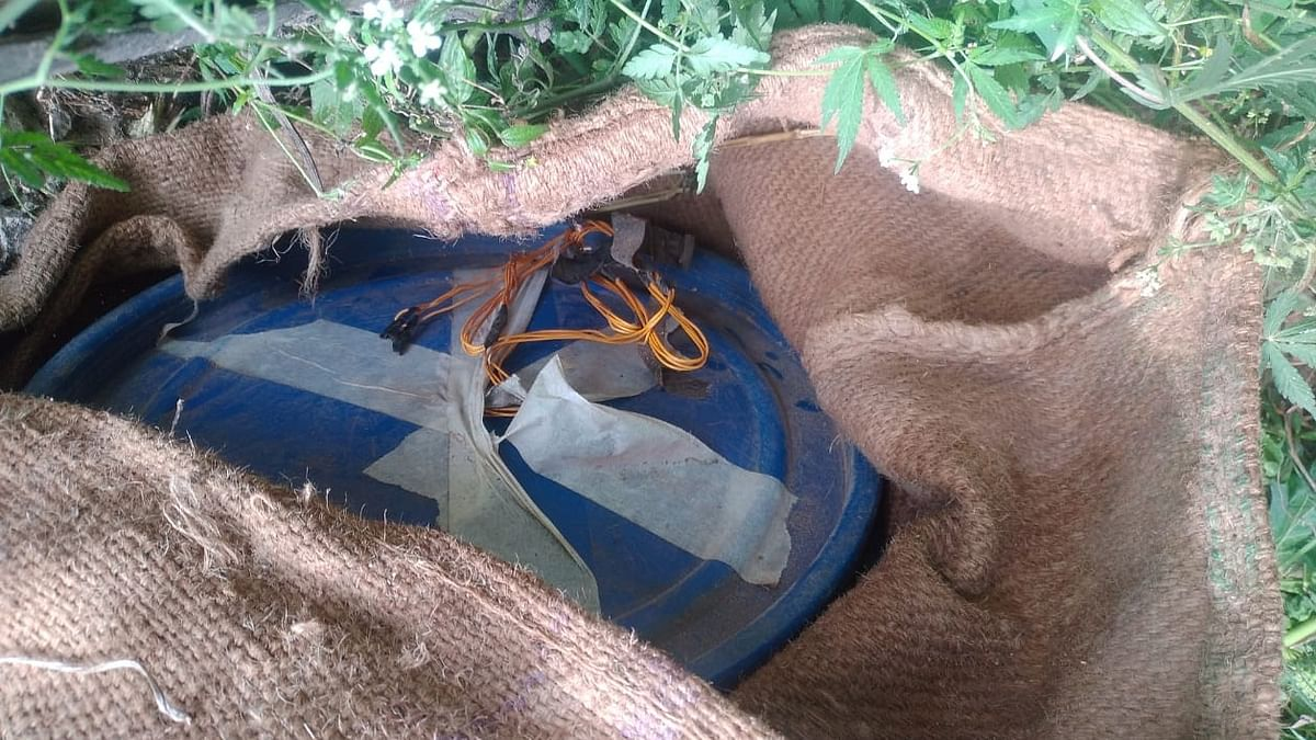 30 kg IED detected on Srinagar outskirts: Army