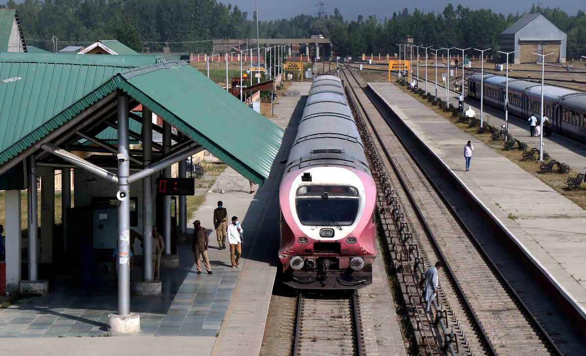 Banihal-Baramulla train service to remain suspended on two days of Eid-ul-Adha