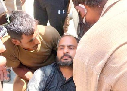 Driver injured in Ramban accident
