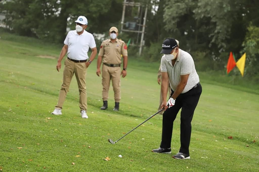 Sports events good for health, promote brotherhood : DGP