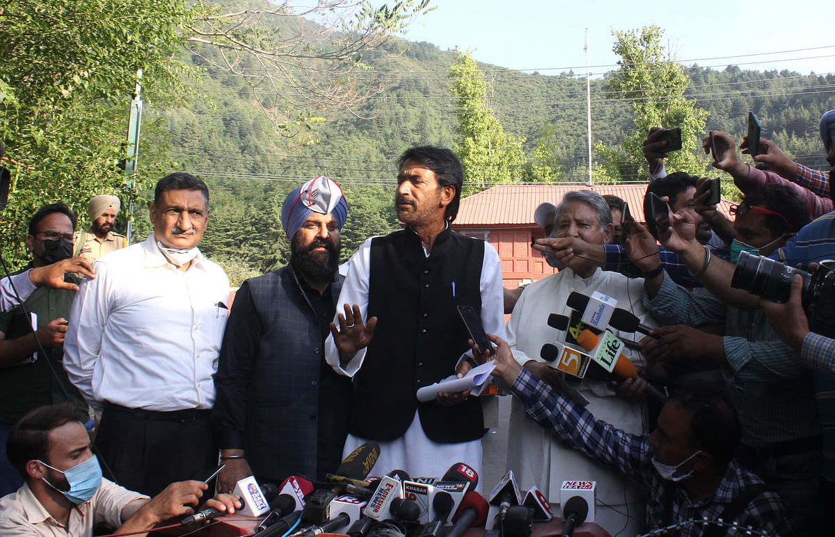 Restoring statehood essential for delimitation: Congress