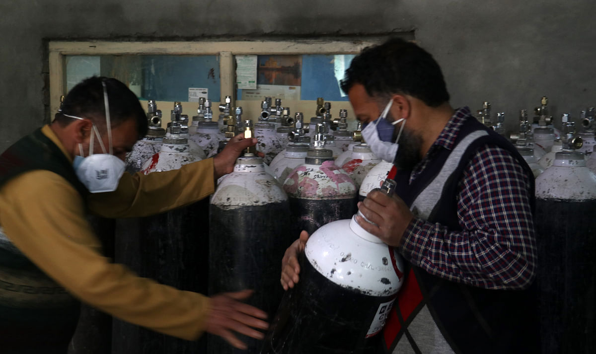 Clinical establishments, hospitals in J&K having 50 plus bed capacity asked to set up oxygen plants