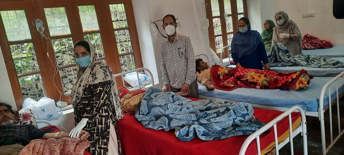 Woman dead, dozens ill as mass diarrhea and vomiting outbreak hits J&K's Banihal